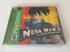 Mega Man Legends (Sony PlayStation 1 PS1, 2002), NEW FACTORY SEALED