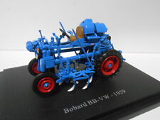 BOBARD BB V W 1959 TRACTOR SCHLEPPER HACHETTE G106 1/43