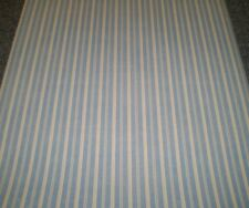 Country Blue Denim Faux Stripe Wallpaper by New Country Gear 41741