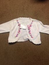Baby Cardigan Hand Embroided
