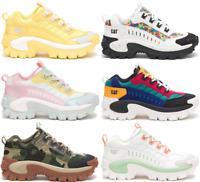 CAT CATERPILLAR Intruder Sneakers Baskets Chaussures pour Femmes Toutes Tailles
