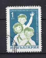 BULGARIJE Yt. 1370° gestempeld 1965