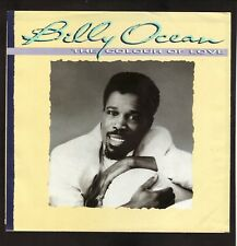 """Billy Ocean--""""The Colour of Love""""--1988 Picture Sleeve"""