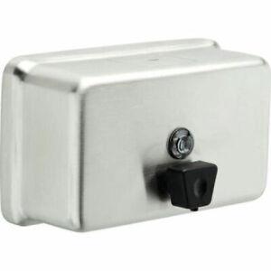 Delta 44081-SS Commercial Surface-Mount Horizontal Liquid Soap Dispenser