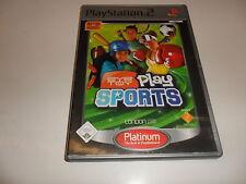 PlayStation 2  EyeToy: Play - Sports [Platinum]