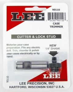 Lee Precision Cutter and Lock Stud 90110 Reloading Accessory