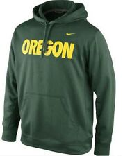 """Nike Oregon Ducks College Pullover Perf. Green """"3X-Large"""""""