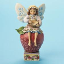 Jim Shore Heartwood Creek*Cooking Fairy*New*Nib*Mixer of Enchantment*4014979
