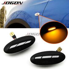 Dynamic Side Marker Indicator Light For Nissan NP200 NV200 NV400 X-Trail Qashqai