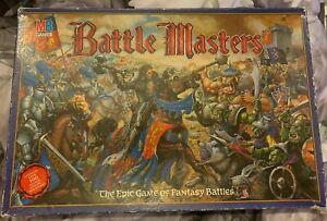 Battle Masters Board Game, complete, in good condition.