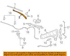 Cadillac GM OEM 10-15 SRX Windshiled Wiper-Front Arm 22872979