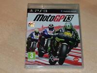 MotoGP 13 PS3 Playstation 3 Moto GP UK Game **BRAND NEW & SEALED**