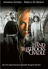 Hand That Rocks The Cradle 0717951000774 With Julianne Moore DVD Region 1