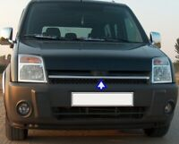 2002-2006 Ford Transit Tourneo Connect Chrome Front Grill 1Pcs S.Steel