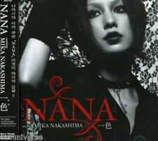 1 CD JAPAN POP ROCK-MIKA NAKASHIMA/NANA blast,black stones,manga,soundtrack,film