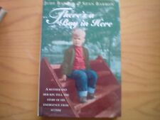 THERE'S A BOY IN HERE by JUDY BARRON & SEAN.BARRON 1993 1ST UK EDN H/B AS NEW