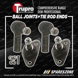 Trupro Ball Joint Tie Rod End Kit for Volvo 940 740 760 940 960 Sedan Wagon