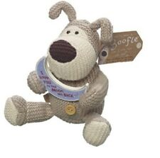 """BOOFLE PLUSH BEAR SMALL 5"""" - I LOVE YOU TO THE MOON AND BACK 401454"""