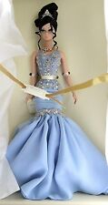 THE SOIREE BARBIE DOLL SILKSTONE FASHION MODEL MATTEL  K7965 GOLD LABEL MINT