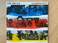 "The Police - Synchronicity - Near Mint Condition - 12"" LP"