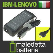 Alimentatore 20V 4,5A 90W per ibm-lenovo ThinkPad R61i