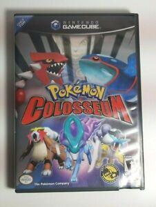 GameCube Nintendo Pokémon Colosseum Complete