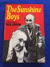 THE SUNSHINE BOYS - FIRST EDITION BY NEIL SIMON