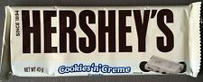 Hershey's Cookies'n'Creme weisse white Schokolade mit Keks 43g