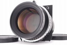 【B- Good】 Fuji FUJINON W 360mm f/6.3 Lens w/COPAL Shutter, Caps From JAPAN R3382