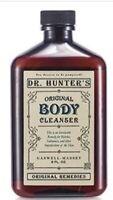 Caswell-Massey Dr. Hunter Body Cleansing Bath Gel with Aloe Vera 8oz 2pc Bundle