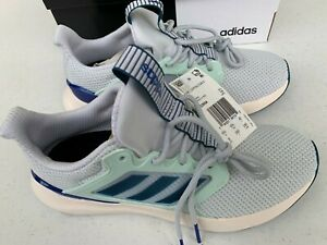 New Adidas Energyfalcon X  Women's Running Sneakers - Grey - Size US 8