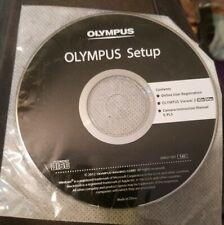 Olympus PEN E-PL5 16.1MP Digital Camera  2012 Setup & Instruction Manual CD ONLY