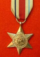 World War II Africa Star WW 2 Military Medals