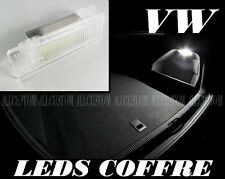 LEDS SMD ECLAIRAGE BLANC COFFRE MALLE COMPARTIMENT BAGAGES VW GOLF 4 5 6 TDI R32