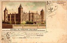 CPA  Chateau de Ferriéres (Seine-et- Marne) - Ancien fief de la maison (436957)