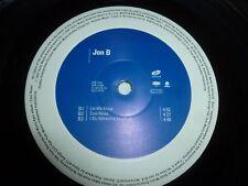 "JON B - Don't say - 1997 UK 6-track 12"" Vinyl Single - DJ Promo"