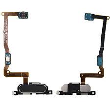 SAMSUNG GALAXY ALPHA G850F Botón Home Flex Tecla Botón Sensor Cable Oro