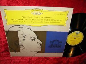 GERMAN NM DG DG LPM 18 645 MONO MOZART PIANO CONCERTO 23 & 24 KEMPFF LEITNER