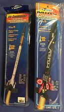 Estes Flying Model Rocket Kit Lot: Air Commander and MIRV