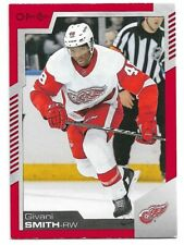 2020-21 O-PEE-CHEE OPC RED BORDER BLANK BACK 1/1 GIVANI SMITH
