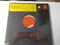 "Solitaire-I Like Love (I Love Love) 12"" Vinyl Single New Sealed"