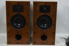 Spendor SA2 2-Way Stereo Studio Monitor Speakers - BBC - Vintage Made in England