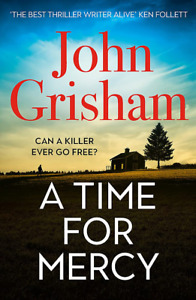 A Time for Mercy: John Grisham's Latest No. 1 Bestseller Paperback NEW free post