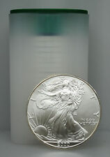 2000 American Silver Eagle Coin (BU, Uncirculated Eagles)