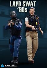 """DID 1/6 Scale 12"""" LAPD Swat 90s Kenny Action Figure MA1003"""