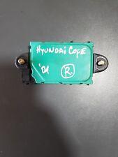 Hyundai Coupe 1998-2002 Jahr RHD Vorne Rechts Türschloss ECU