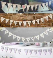 JUST MARRIED / CANDY BUFFET BUNTING - Sweet/Sweetie Bar Sign/Wedding Car Banner
