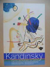 Original Poster Kandinsky 1999
