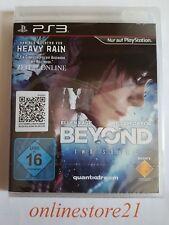 Beyond Two Souls PlayStation 3 NEU PS3