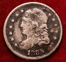 1835 Philadelphia Mint Silver Capped Bust Half Dime
